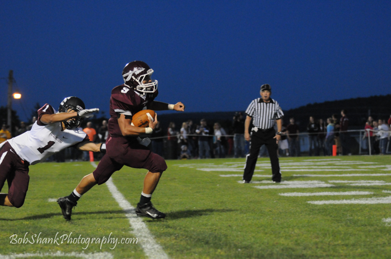 Stroudsburg travled to Lehighton on Friday and took home a victory.
