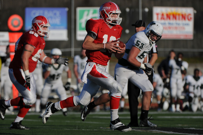 College Football: Mercyhurst v. East Stroudburg