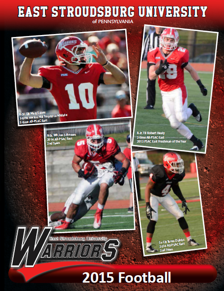 2015 ESU FB Media Guide