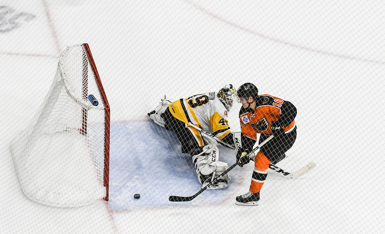 AHL: Wilkes/Barre Scranton Pengins vs. Lehigh Valley Phantoms